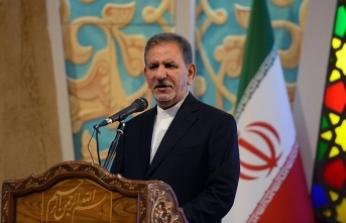 İran Cumhurbaşkanı Yardımcısı Cihangiri: Zorbaca sözlerini bırak ki birbirimizle müzakere edebilelim