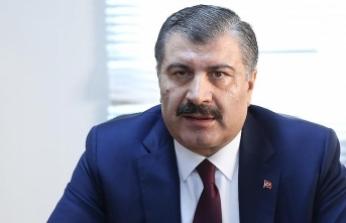 Sağlık Bakanı Koca: 2019'da 25 bine yakın personel ataması yapacak