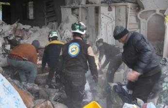 Esed rejiminin İdlib'e topçu saldırılarında 8 sivil öldü