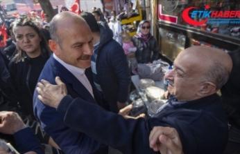 İçişleri Bakanı Soylu: 31 Mart'ta bu gidişimizi zafiyete uğratmayalım
