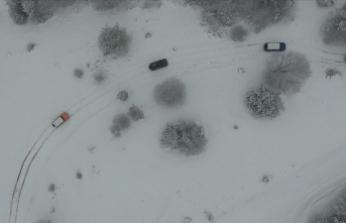 'Off-road yarışçılarının kalbi kayağın merkezinde atacak