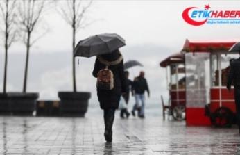 Yurt genelinde yağmur bekleniyor