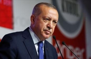 Cumhurbaşkanı Erdoğan: Hangi başlıkları atarsanız atın Türkiye dimdik ayaktadır