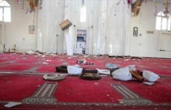 Afganistan'da cuma namazında bombalı saldırı
