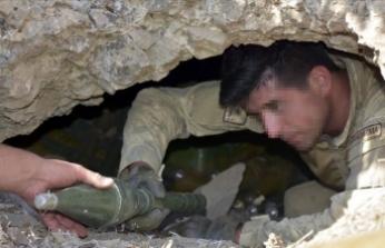 Kıran Operasyonunda 3 sığınakta çok miktarda silah ve mühimmat ele geçirildi