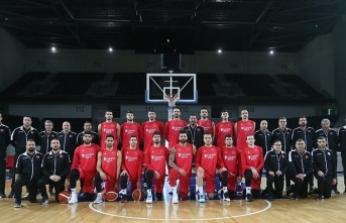 A Milli Erkek Basketbol Takımı medyayla buluştu