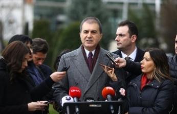 AK Parti Sözcüsü Çelik: Rejime verilen süre dolduğunda TSK üstüne düşen vazifeyi yerine getirecektir