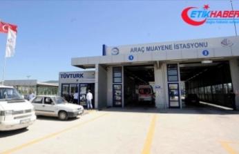 Kovid-19 nedeniyle araç muayene süreleri uzatıldı
