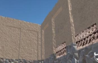 """Hattuşa'nın 3 bin 500 yıl önceki hali """"sanal gerçeklik"""" uygulamasıyla ziyarete açıldı"""