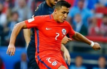 Inter, Alexis Sanchez'i bedelsiz transfer etti