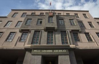 """MSB: """"Fırat Kalkanı bölgesinde 2 terörist gözaltına alındı"""""""
