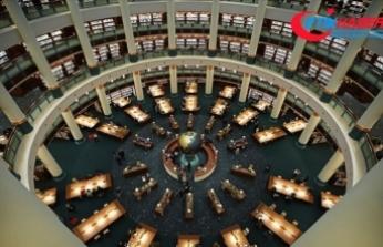 Cumhurbaşkanlığı Millet Kütüphanesi'ni 1 yılda yaklaşık 342 bin kişi ziyaret etti