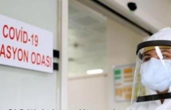 Son 24 saatte korona virüsten 72 kişi hayatını kaybetti