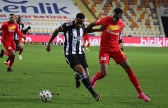 Beşiktaş, Malatya'dan 3 puanla ayrıldı