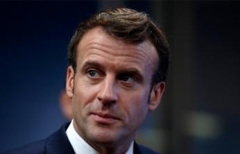 Macron: 'Nükleer anlaşmanın korunmasının uluslararası kamuoyu için bir gereklilik'