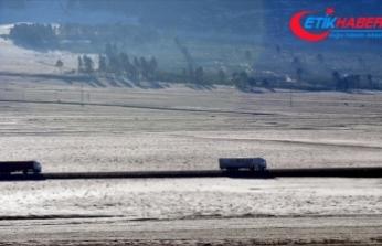 Erzurum ve Kars'ta termometreler sıfırın altında 6 dereceyi gösterdi