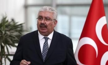 """MHP'li Yalçın: Mehmet Yılmaz'a soruyoruz; """"senden ne halt olur, bir de bunu yaz"""""""