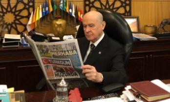 MHP Lideri Bahçeli: TÜRKGÜN Kutlu Olsun