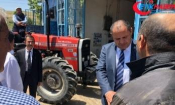MHP'den Çiftçilere, Yük Ve Yolcu Taşıyan Şoför Esnafına ÖTV'siz Mazot Verme Kanun Teklifi