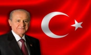 MHP Lideri Bahçeli'den Ramazan Bayramı Mesajı: İrade varsa istikbal vardır, iman varsa imkan olacaktır