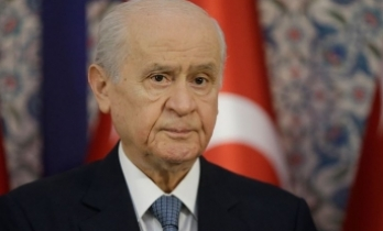 MHP Lideri Bahçeli'den Millet Kütüphanesi'ne kitap bağışı