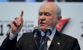 MHP Lideri Bahçeli: Serok Ahmet boşuna uğraşmasın, pis oyunları, birilerinin gözüne girme sinsilikleri maya tutmaz