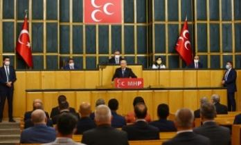 MHP Lideri Bahçeli: Mutfakta yangın var diyenler, vatandaki yangını ne zaman göreceklerdir?