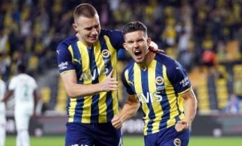 Fenerbahçe'den kritik 3 puan