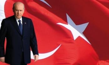 MHP Lideri Bahçeli: Türkiye Cumhuriyeti'nin fikir kutbu, ana dinamiği, sis bulutunu dağıtan münevveri Ziya Gökalp'tir