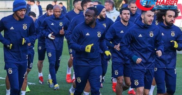 Fenerbahçe Zenit: Fenerbahçe'de Zenit Maçı Hazırlıkları Tamam