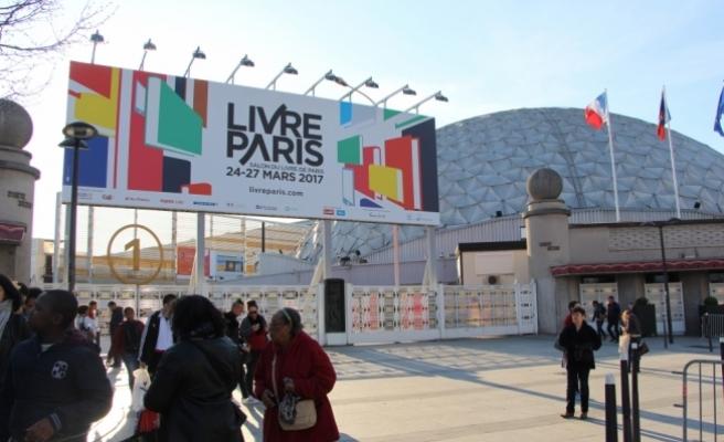 37. Paris Uluslararası Kitap Fuarı açıldı