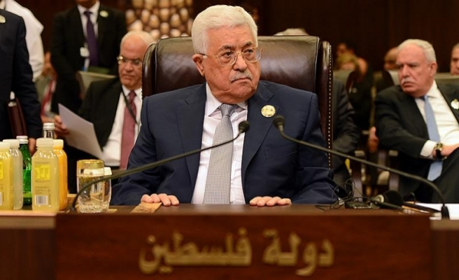 Abbas: İsrail, iki devletli çözüm planlarını baltaladı