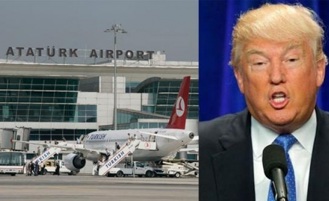 ABD'den gelen şok 'İstanbul' yasağını THY doğruladı