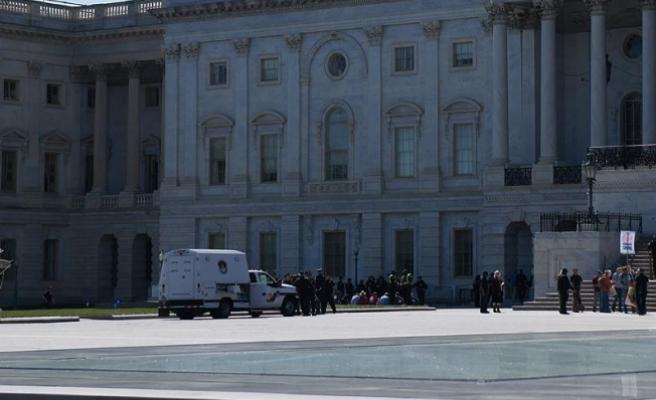ABD Kongresi yakınlarında silah sesleri