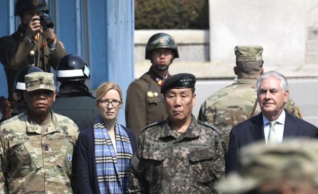ABD: Kuzey Kore yine roket motoru denemesi yaptı