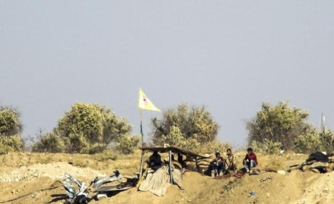 """ABD'li komutandan """"Kürt federatif devleti"""" açıklaması"""
