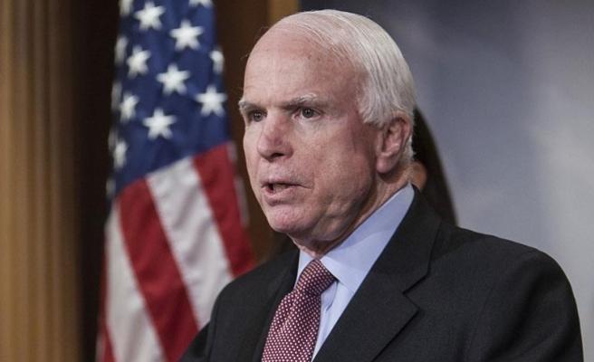 ABD'li Senatör McCain: ABD Erdoğan'ın PYD konusundaki ciddiyetini anlamıyor