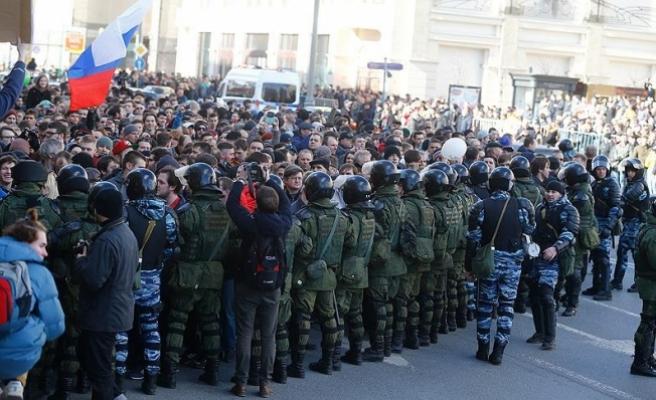 Beyaz Saray'dan Rusya'ya 'gözaltı' tepkisi