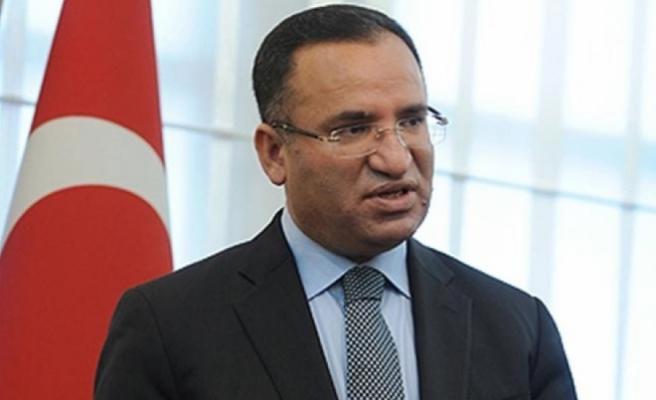 Adalet Bakanı Bozdağ: OHAL İnceleme Komisyonunda sona gelindi