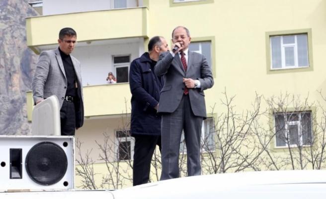 Akdağ: CHP, HDP ile kol kola girmiş 'hayır' kampanyası yürütüyor
