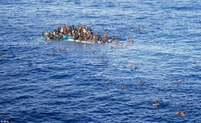 Akdeniz'de 3 ayda 525 sığınmacı hayatını kaybetti