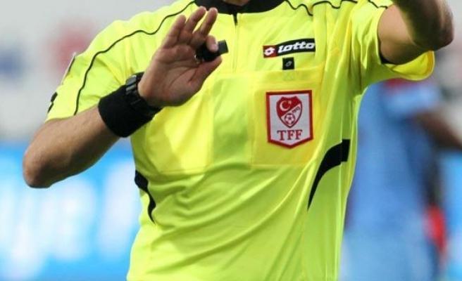 Antalyaspor-Galatasaray maçının dördüncü hakemi değişti