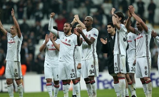 Avrupa Ligi'nde Beşiktaş Deplasmanda Olympiakos ile 1-1 Berabere Kaldı