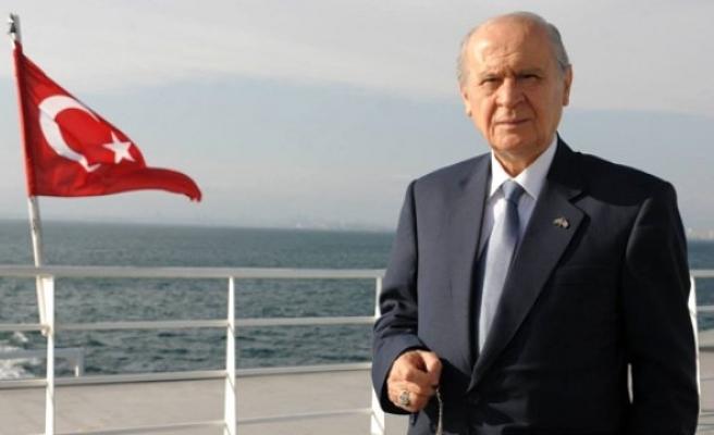 """""""Avrupa'da yeni bir 'Türk ruhu'nu ortaya koymak üzere Sayın Cumhurbaşkanı ile birlikteyim"""""""