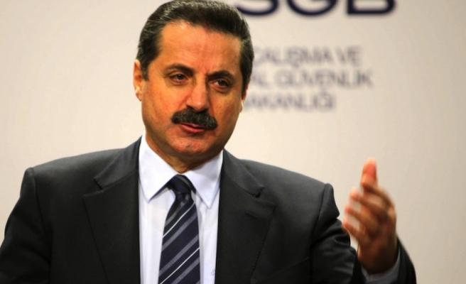 Bakan Çelik: Adana'da ekmekte herhangi bir GDO tespit edilmemiştir