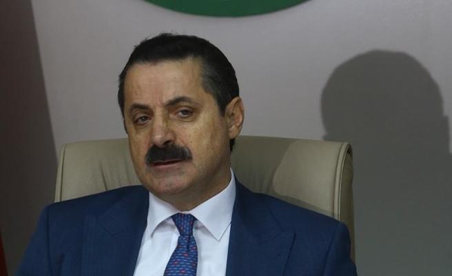 Faruk Çelik: Türkiye olmasaydı, Suriye'de insan namına hiçbir şey kalmazdı