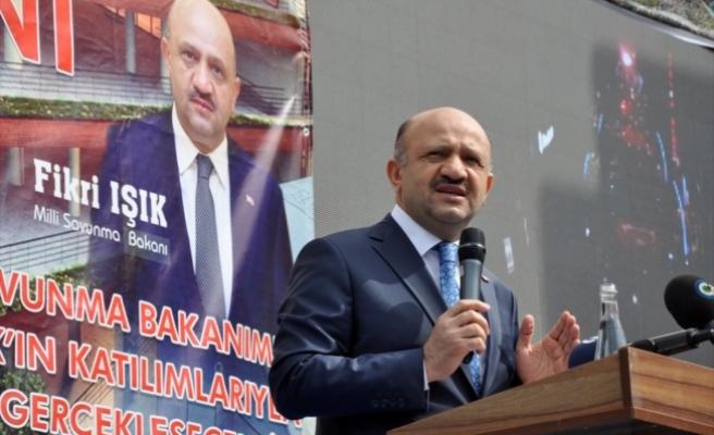 Bakan Işık: Kılıçdaroğlu'nun kendi de evete çalışıyor ya da ne yaptığını kendi de bilmiyor