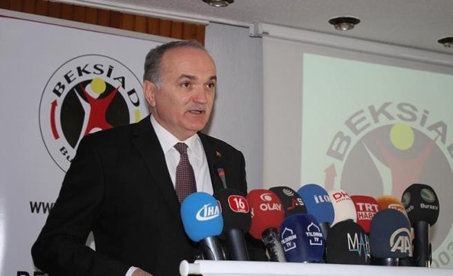 Bakan Özlü: Referandumun sonucu Türkiye'nin sıçrama yapmasına vesile olur