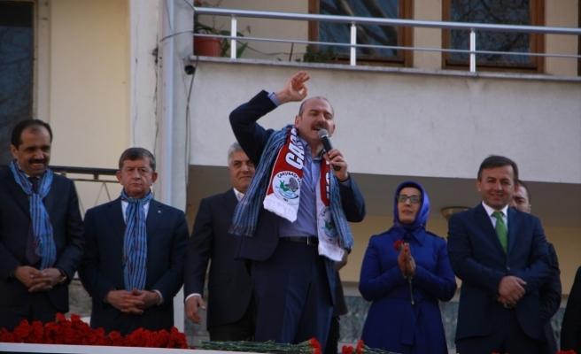 Bakan Soylu: Kılıçdaroğlu, koltuğunu korumak istiyor