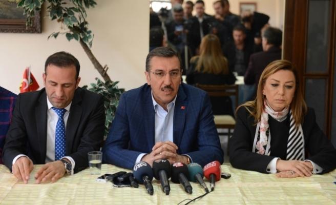 Bakan Tüfenkci: Galatasaray'ın almış olduğu kararı ibretle izledik